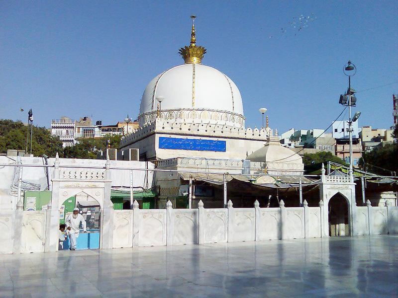 Shah Khwaja Muin-ud-Din Chishti Ajmer Sharif Ajmer