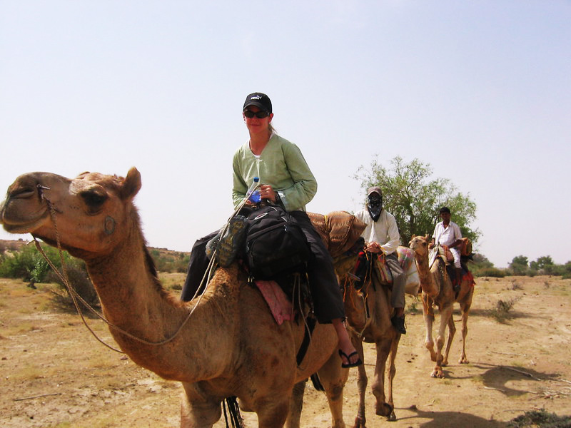 Camel Desert Safari in Jaisalmer