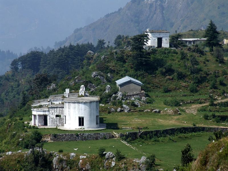 George Everest's House Mussoorie
