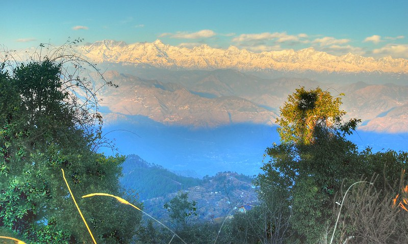 View From Top Kanatal