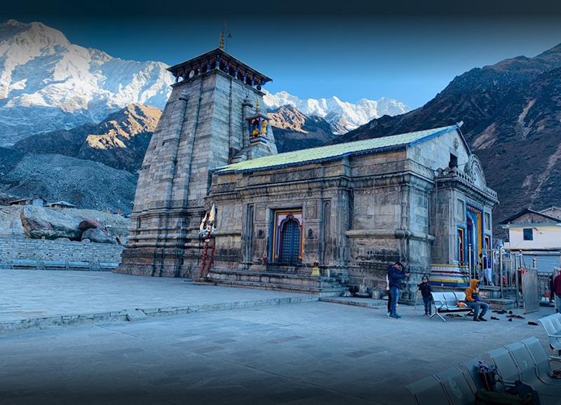 Kedarnath Temple Kedarnath