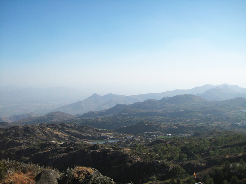 Mount Abu is Rajasthan's only hill station