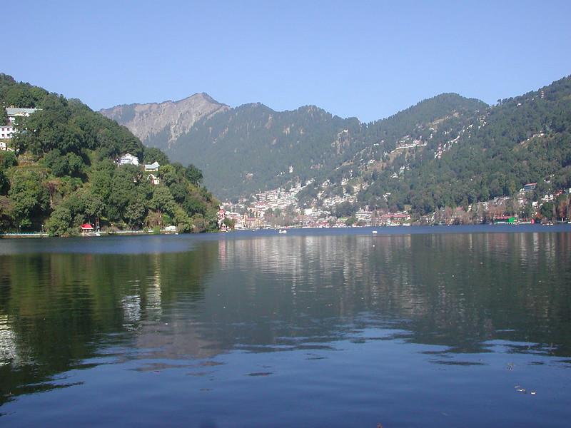 Naini Tal Lake Nainital