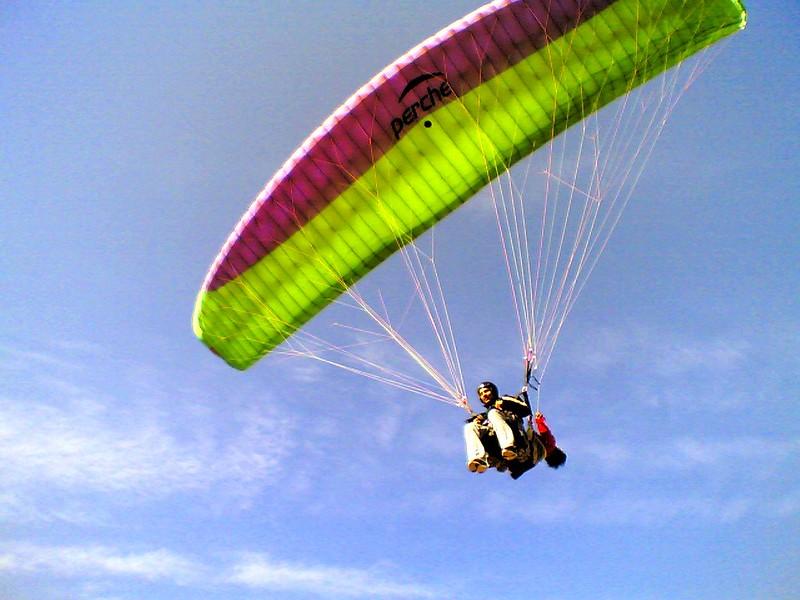 Paragliding Mussoorie