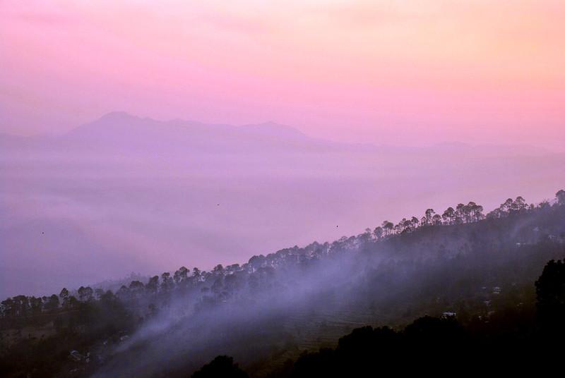 Beautiful Hill View Ranikhet