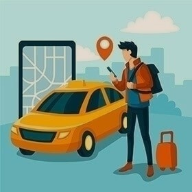 Best cab or taxi rental services in India