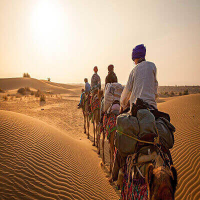 Best thar desert tours and activities in India